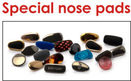 Special nose pads